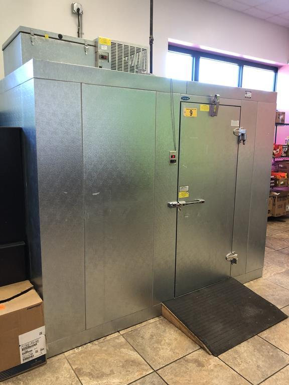 TRUSTEE'S SALE BY TIMED ONLINE AUCTION (7) FROZEN YOGURT MACHINES Auction