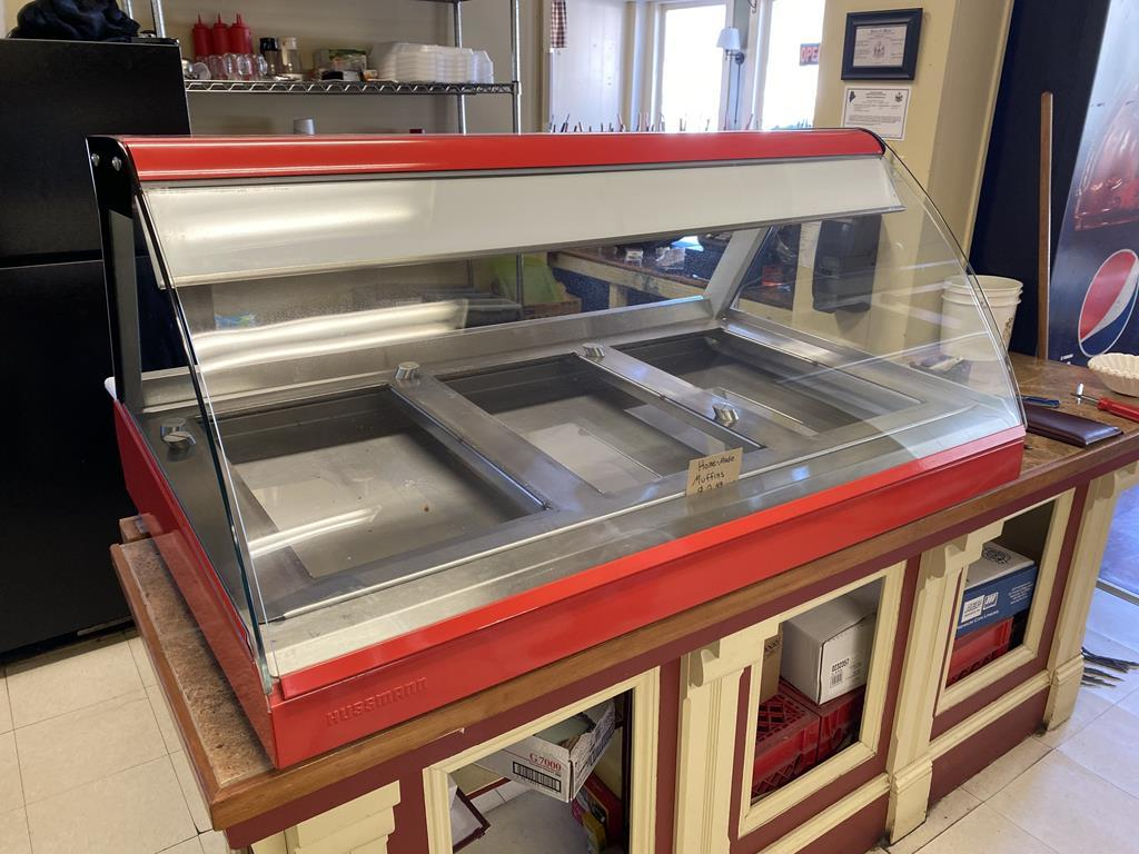 TIMED ONLINE AUCTION KITCHEN EQUIPMENT, REFRIGERATION, TABLES, CHAIRS Auction