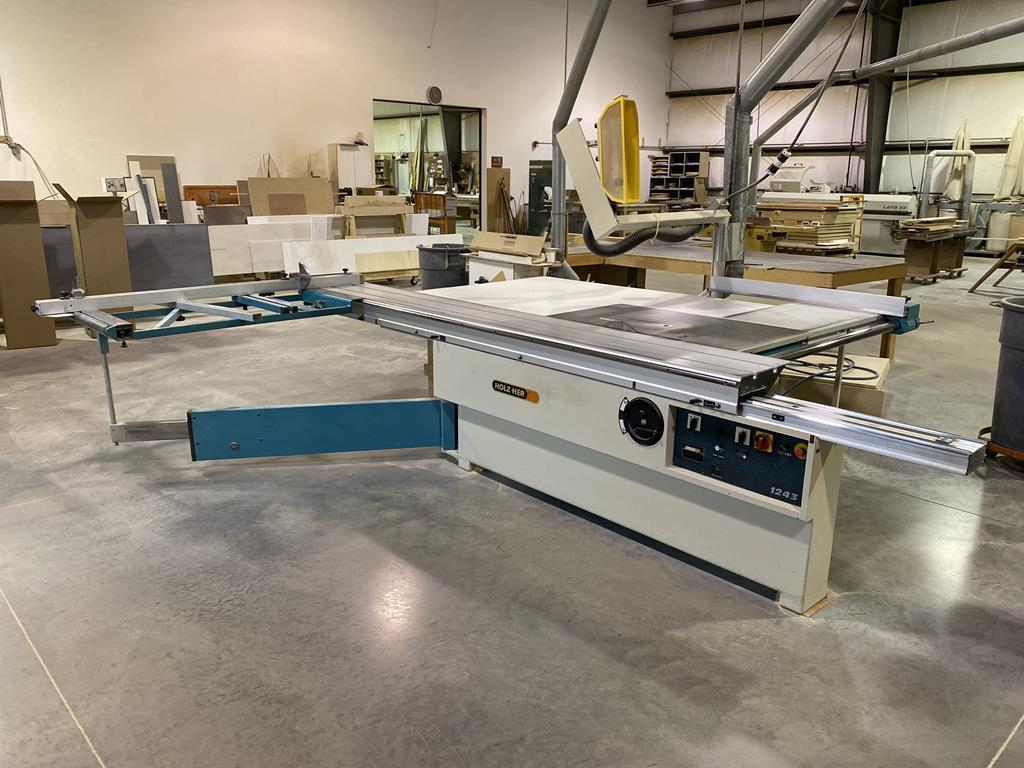 TIMED ONLINE AUCTION MILLWORK & SUPPORT EQUIPMENT - LATE MODEL VANS  Auction