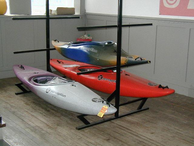 SPORTING GOODS INVENTORY - KAYAKS - SNOWBOARDS - CAMPING