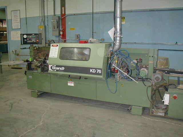 LATE MODEL WOODWORKING EQUIPMENT - INVENTORY & OFFICE