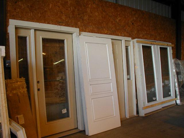 $125,000 OF LUMBER & BUILDING SUPPLIES, ANDERSEN DOORS