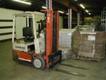 AUTOMATED MATERIAL HANDLING EQUIP - FORKLIFTS - RACKINGSOLD! Auction Photo
