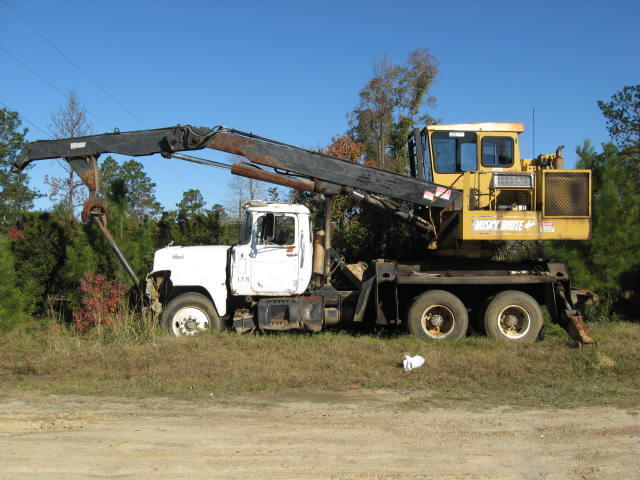 Auction Cancelled Secured Party's Sale - Forestry Equipment