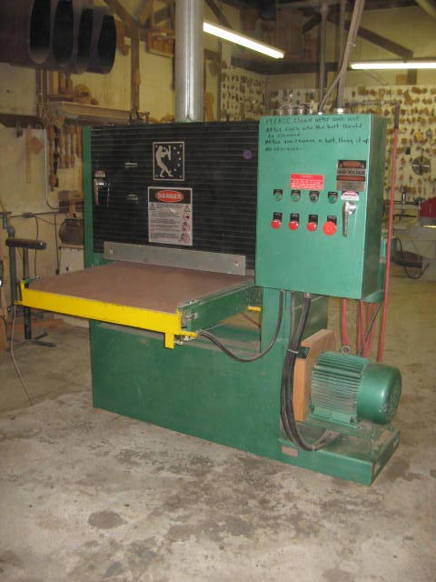 Secured Party's Sale at Public Auction - Woodworking