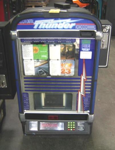 TIMED ONLINE AUCTION(243) Digital Jukeboxes -Arcade Games