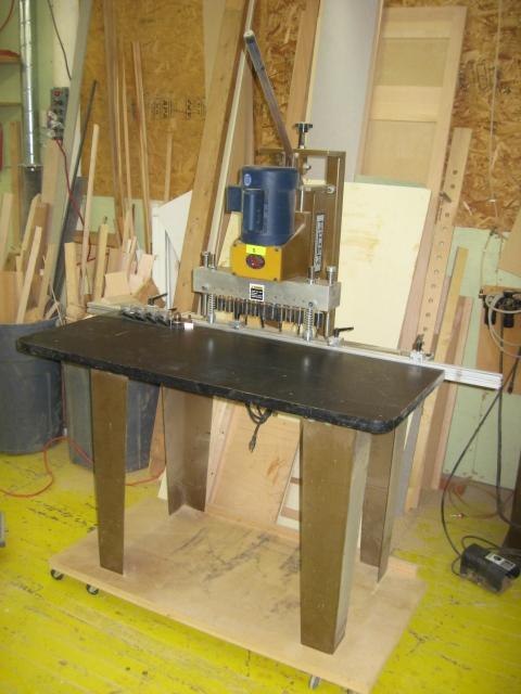 TIMED ONLINE AUCTION - LATE MODEL WOODWORKING & SUPPORT EQUIPMENT