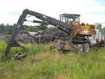 1985 Husky Brute XL235S Log Loader - Ashland