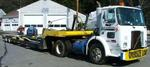 BOAT TRANSPORT TRAILERS - TRUCKS - BOATS - MARINE & AUTOMOTIVE REPAIR EQUIP - BUCKET TRUCK Auction Photo
