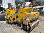 1987 Bomag BW120AD Roller