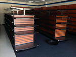 Late Model Restaurant & Lounge Equipment - Audio & Support Equipment - Bookstore Fixtures  Auction Photo