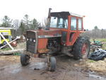 1974 Massey-Fergusson 1105 2wd tractor