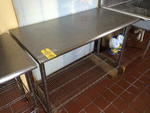 TIMED ONLINE AUCTION RESTAURANT EQUIPMENT & DINING FURNITURE Auction Photo