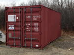 1999 Steel Storage Container