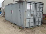 2003 Steel Storage Container