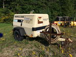 1998 INGERSOLL RAND 185 AIR COMPRESSOR