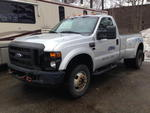 2008 FORD F350 SUPERY DUTY 4WD DUALLY