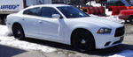 2012 DODGE CHARGER POLICE SEDAN (2of2)