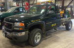2005 GMC 2500HD CAB-N-CHASSIS