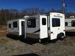 2015 FOREST RIVER WILDWOOD WDT29UD3