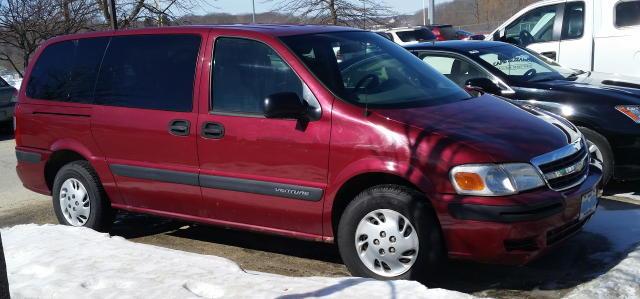 Van on 1993 Dodge Dakota Flatbed