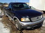 1999 FORD F150 XLT 4WD PICKUP