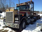 1982 KENWORTH W900 T/A TRACTOR