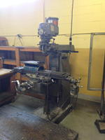 TIMED ONLINE AUCTION MACHINE SHOP EQUIPMENT - FORKLIFT - RACKING  Auction Photo
