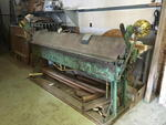 TIMED ONLINE AUCTION SHEET METAL SHOP EQUIPMENT - FORKLIFT - WELDERS Auction Photo