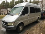 2004 DODGE SPRINTER 2500 VAN