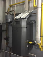 2012 TRINITY DIRECT VENT BOILER Lx400