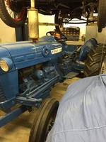 1962 Ford 2000 Tractor