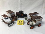 TIMED ONLINE AUCTION DIE CASTS & COLLECTIBLES Auction Photo