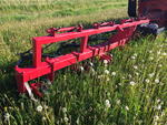 2002 BT 3500 cultivator, Red