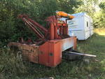 1997 MACK CH612 RAMP TRUCK - TRACTORS - SIDE BY SIDE - DOZER - PLOWS - ENGINES  Auction Photo