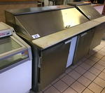 TIMED ONLINE AUCTION REFRIGERATION, BOOTH UNITS, HOODS, WOK RANGE  Auction Photo