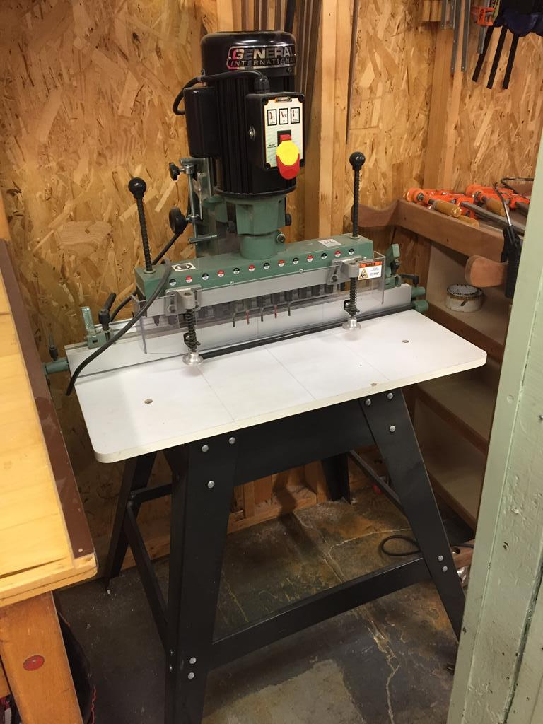 Timed Online Auction Late Model Commercial Woodworking