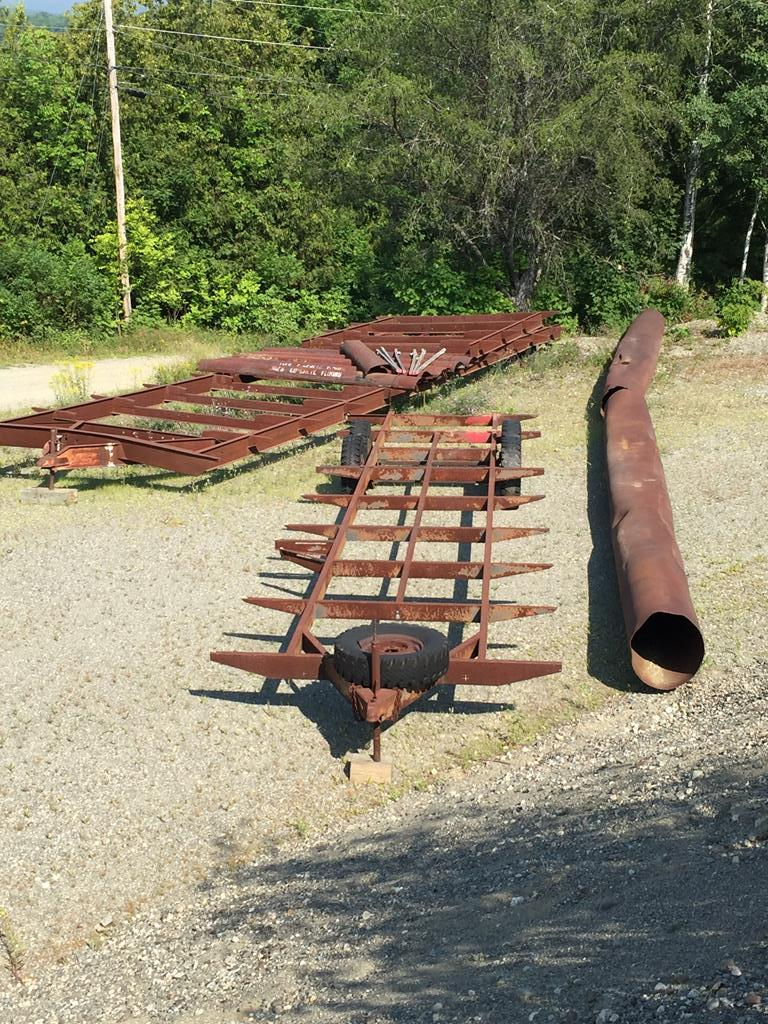 Auction 17-191 - STEEL TRAILER FRAMES - ONSITE & ONLINE AUCTION ...