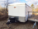 2014 CARRY-ON TANDEM AXLE ENCLOSED TRAILER