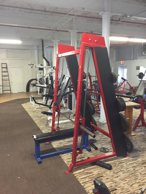 TIMED ONLINE AUCTION GYM & FITNESS EQUIPMENT RE: ULTIMATE FITNESS