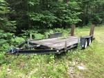 2000 ON THE ROAD 2-AXLE TRAILER