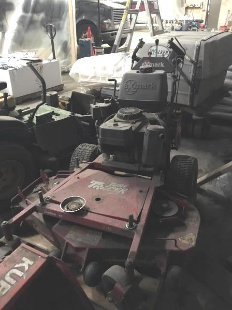Auction 18-128 - EX-MARK TURF TRACER TT4817KAC MOWER - 46TH ANNUAL