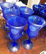 TIMED ONLINE AUCTION SEACOAST INN FURNISHINGS & DECOR - GLASSWARE Auction Photo