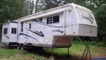 2003 HOLIDAY RAMBLE PRESIDENTIAL 5TH WHEEL