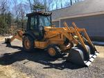 1995 Case 580Super L Extenda-Hoe