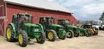 ONSITE & ONLINE FARM EQUIPMENT AUCTION - JD TRACTORS - SKID STEER - TRUCKS  - POWER SPORTS Auction Photo