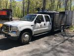 2003 Ford F550 Super Duty, V10 Super Crew
