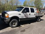 2001 Ford F250 Super Duty XLT 4wd Super Crew