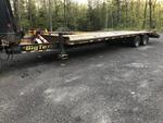 2004 Big Tex 20-ton equipment trailer