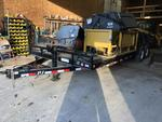 2013 PJ Trailers 7-ton equipment trailer